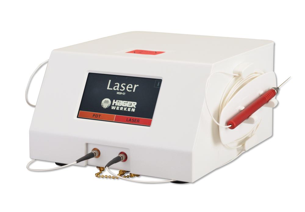 HAGER & WERKEN LaserDUO - 1